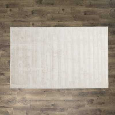 Bercume White Area Rug - Birch Lane