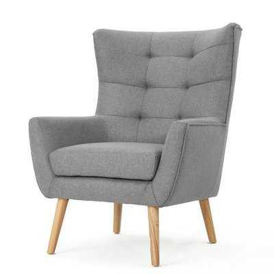 Paxton Wingback Chair - AllModern