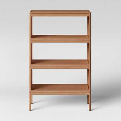 48 Minsmere Caned Bookshelf Natural Brown - Opalhouse - Target