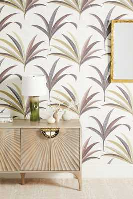 Morocco Palm Wallpaper - Anthropologie