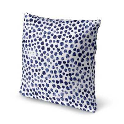 Animal Spot Accent Pillow - Wayfair