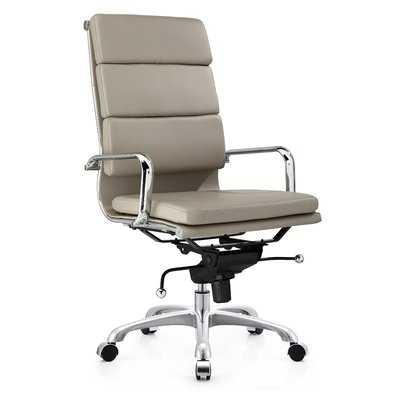Shaquita High Back Office Chair - Wayfair