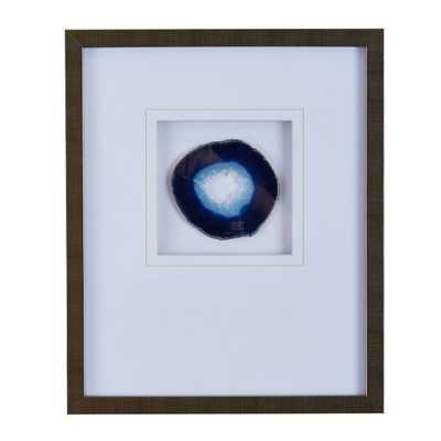 Agate Stone Framed Graphic Art Print - AllModern