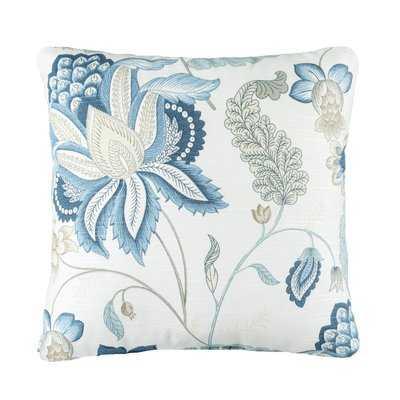 Leeman Floral Throw Pillow - Wayfair