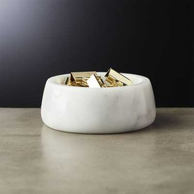 Marble Catchall - CB2