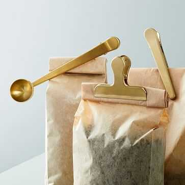 Brass Clips, Set of 3 - West Elm