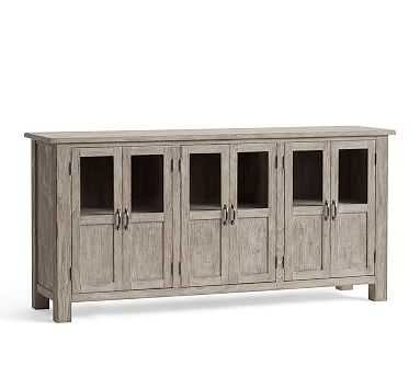 Toscana Buffet, Gray Wash - Pottery Barn