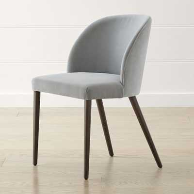 Camille Mist Italian Dining Chair - Crate and Barrel