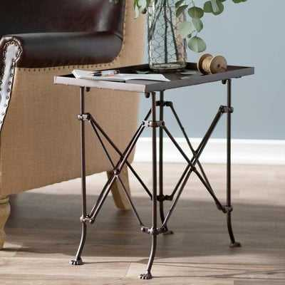 Cirebon Tray Table - Wayfair