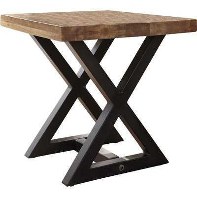 Hilltop End Table - Wayfair