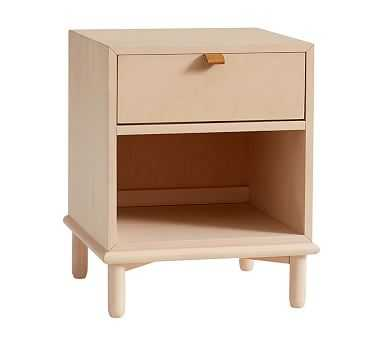 Nash Nightstand, Natural, Standard UPS Delivery - Pottery Barn Kids