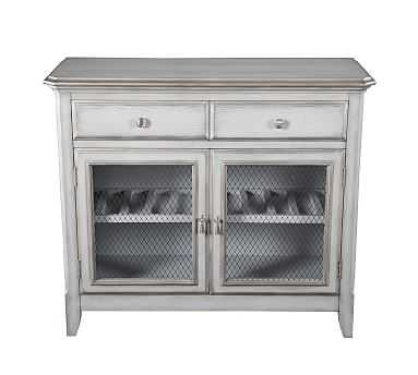 Ardsley Bar Cabinet - Pottery Barn