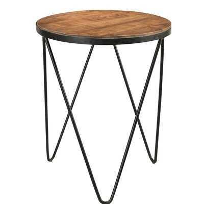 Hankins End Table - Wayfair