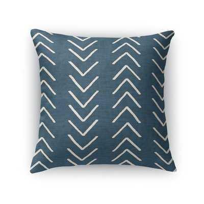 Bemelle Mud Cloth Throw Pillow with Double Sided Print - Wayfair
