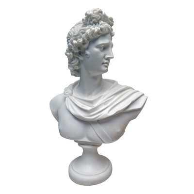 Apollo Belvedere, c. 350-325 BC Bust - Wayfair