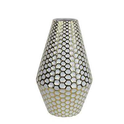 Charlayne Decorative Ceramic Table Vase - Wayfair