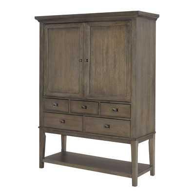 Bar Cabinet - Birch Lane