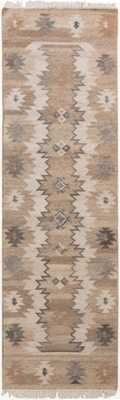 "Jewel Tone II 2'6"" x 8' Runner - Neva Home"