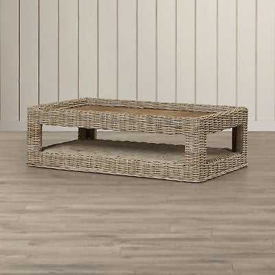Bayou Breeze Felman Coffee Table - eBay