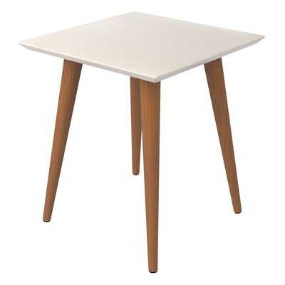 Lemington End Table with Splayed Wooden Legs - Wayfair