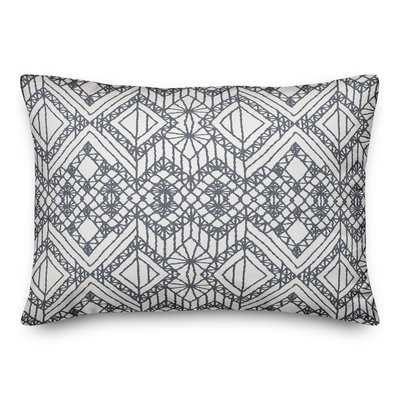 Eldredge Macrome Lumbar Pillow - Wayfair