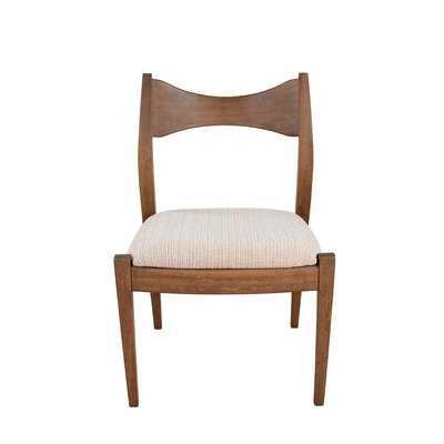 Savion Upholstered Dining Chair Set of 2 - Wayfair