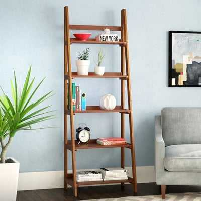 Brock Ladder Bookcase - Wayfair