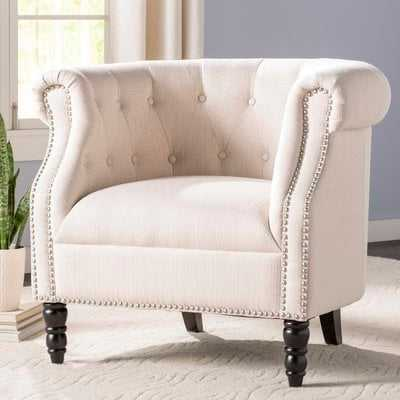 Huntingdon Chesterfield Chair - Wayfair