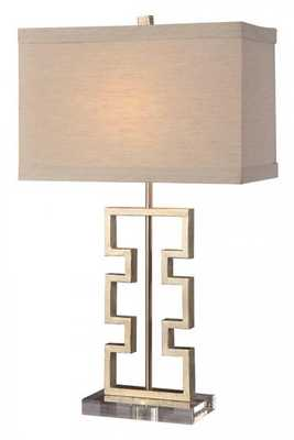 Jazlyn Table Lamp - Home Decorators