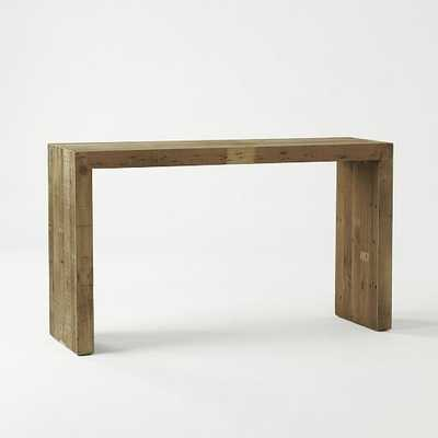 Emmerson Reclaimed Wood Console - West Elm