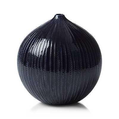 Rope Ceramic Vase - Crate and Barrel