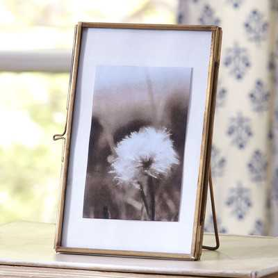 "Kieran Brass Frame - 3"" - Wayfair"