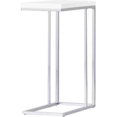 Mclaughlin End Table - White - Wayfair