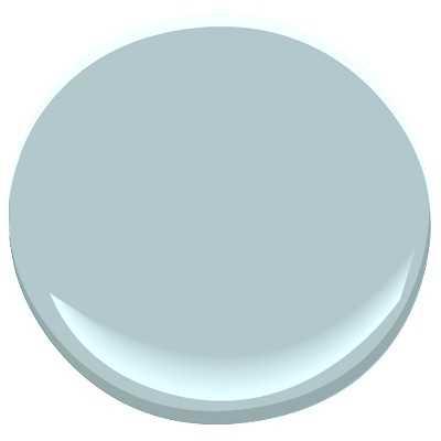 Benjamin Moore ben - Blue Porcelain 1641 - Benjamin Moore