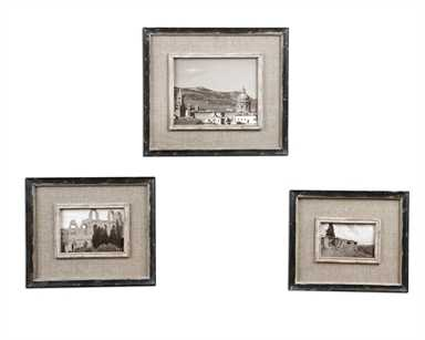 Kalidas, Photo Frames, S/3 - Hudsonhill Foundry