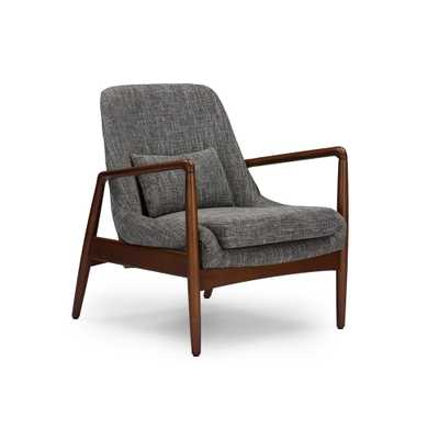 CARTER MID-CENTURY MODERN LEISURE ACCENT CHAIR - Lark Interiors