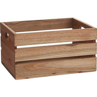 Eucalyptus small storage box - CB2