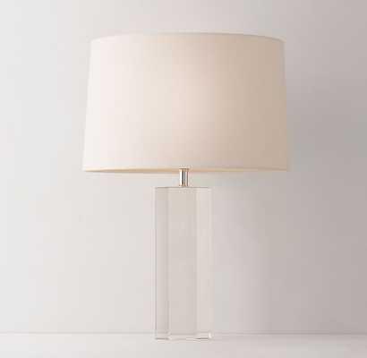 MILA CRYSTAL TABLE LAMP BASE - RH Teen