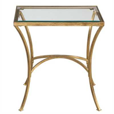 Alayna, End Table - Hudsonhill Foundry