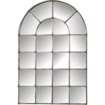Uttermost Barwell Arch Window Mirror - Wayfair