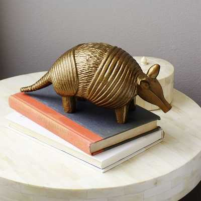 Etched Armadillo - West Elm