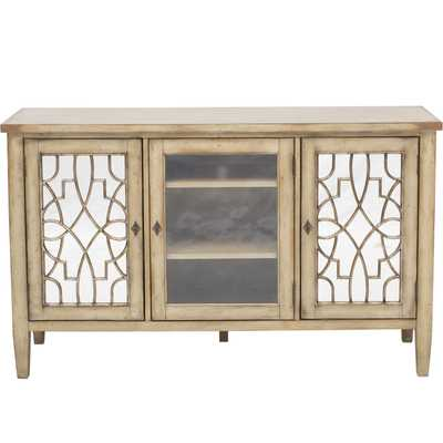Sanctuary Entertainment Console - High Fashion Home