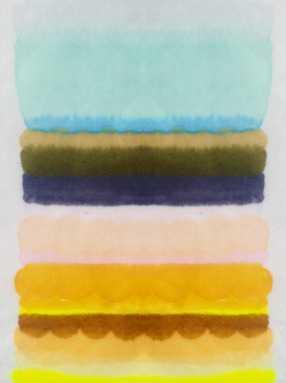 """Sunshine"" - 16"" x 20"" White Frame -Mat - Artfully Walls"