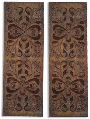 ATHENS PANELS - SET OF 2 - Home Decorators