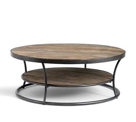 Bartlett Reclaimed Wood Coffee Table - Pottery Barn