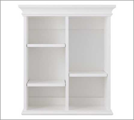 Newport Wall Cabinet - Pottery Barn
