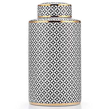 """Emilia Canister - 18.5""""H - Z Gallerie"""