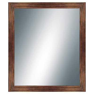 Reclaimed Wood Mirror - Target