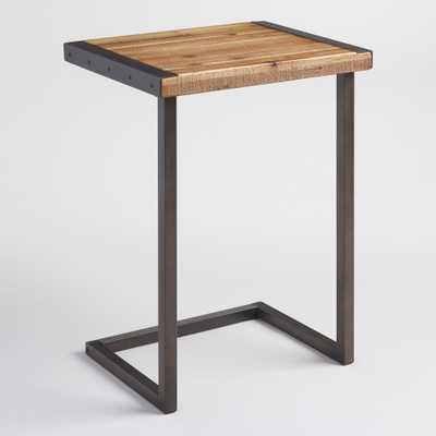 Metal Edge Laptop Desk - World Market/Cost Plus
