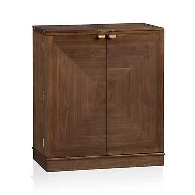 Maxine Bar Cabinet - Crate and Barrel